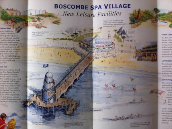 Boscombe Pier image