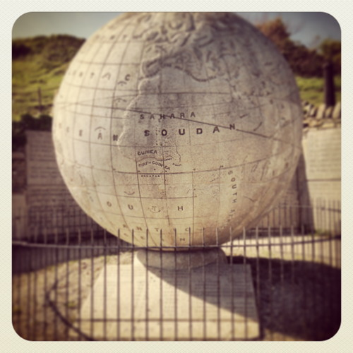 durlston-globe
