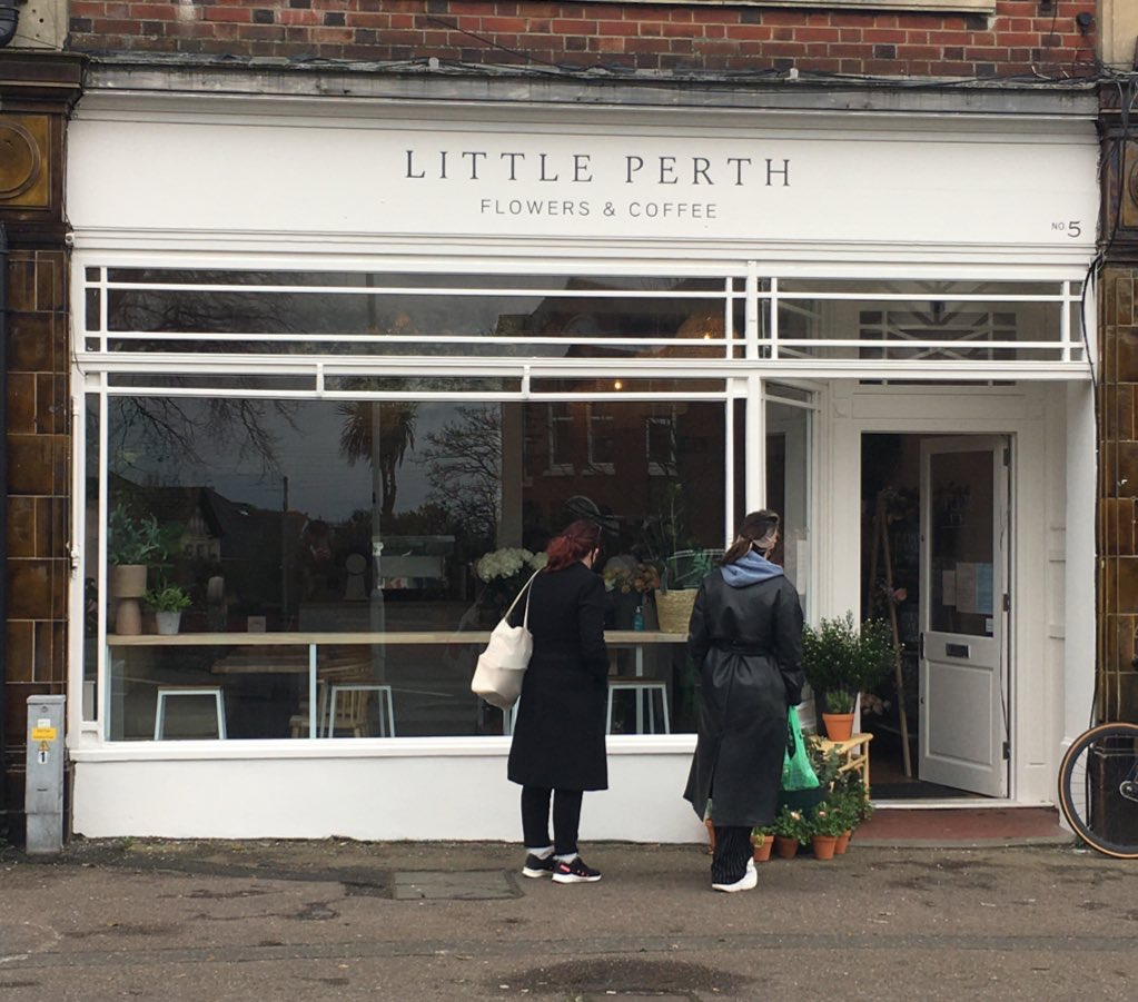Little Perth florists in Southbourne